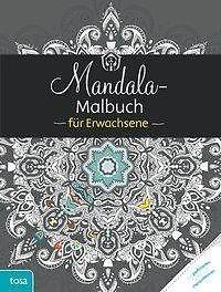 Mandala-Malbuch für Erwachsene