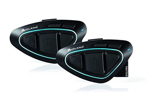 Albrecht Midland BTX2 Pro Twin - Bluetooth Headset, C1231.01