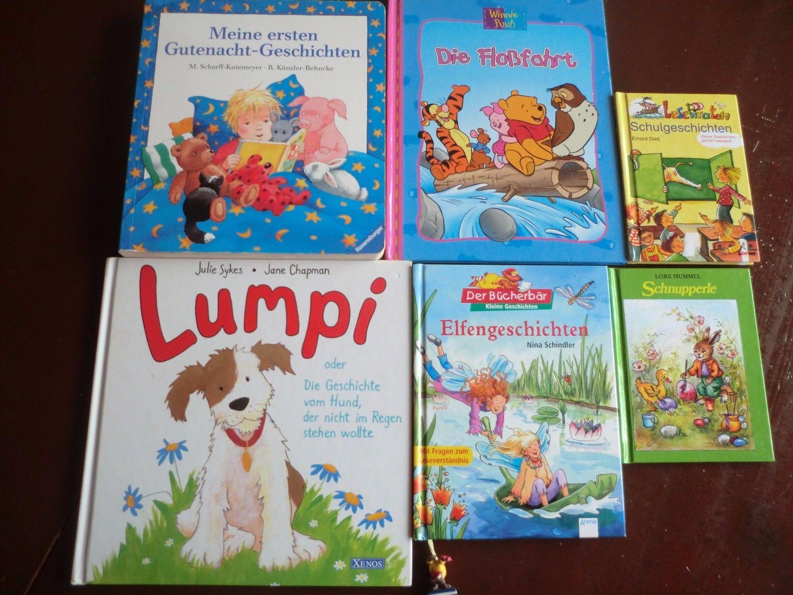 6 Kinderbücher