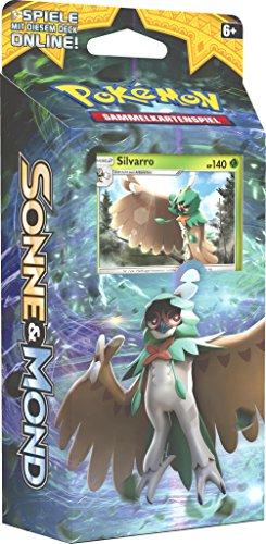 Pokemon Sonne & Mond Serie 1 - Themendecks - Deutsch (Silvarro Deck)