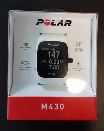 Polar m430 weiss