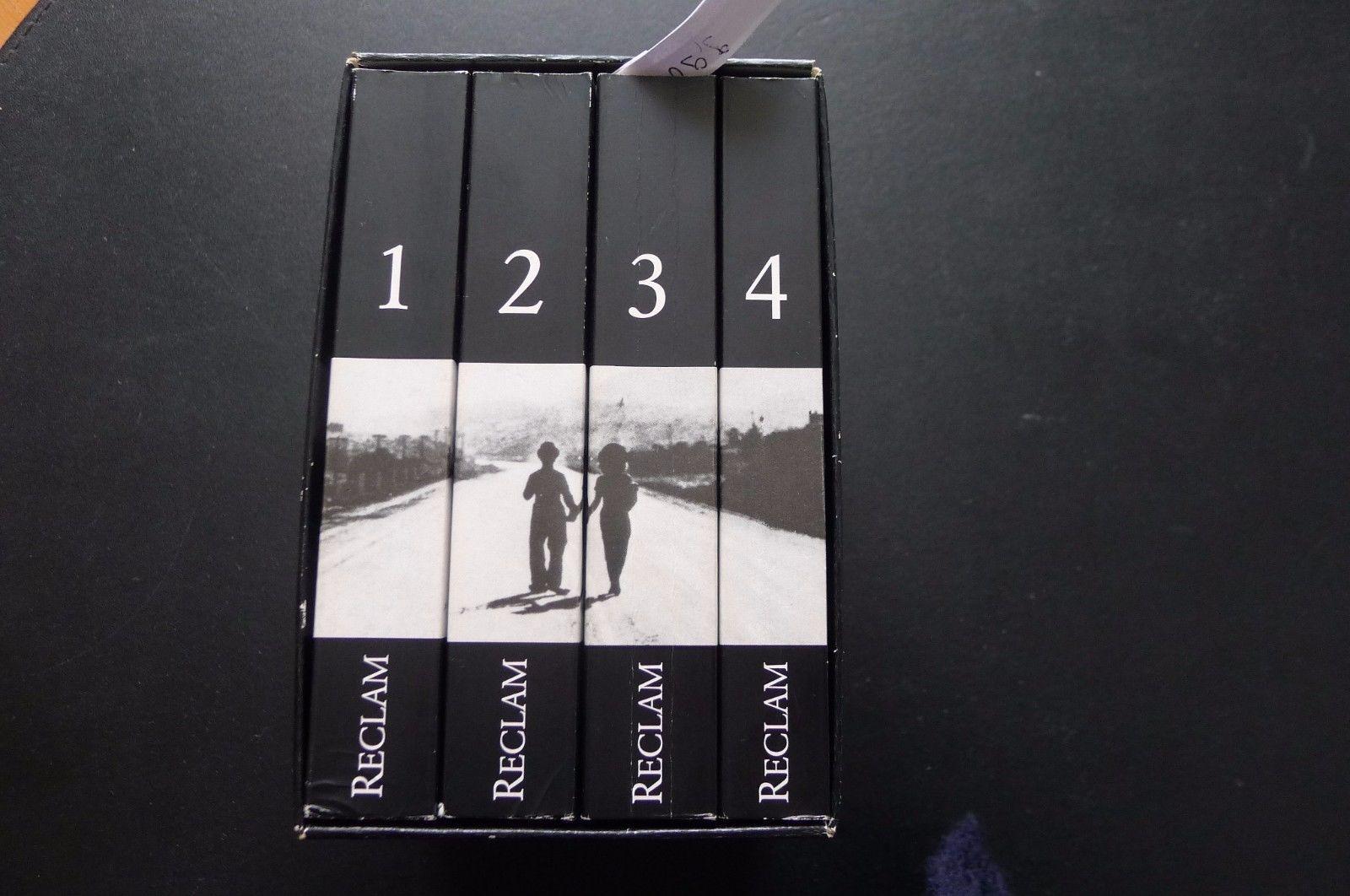 4 Nachlag-Bücher