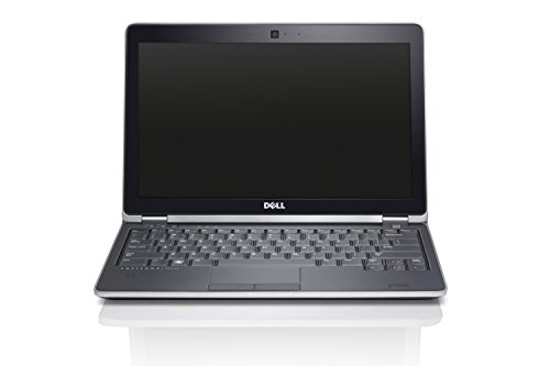 Dell Latitude E6230 31,75 cm (12,5 Zoll HD) Notebook (Intel Core i5, 4GB, 320GB, Intel HD 4000, Bluetooth, Windows 7 Pro) anthrazit (Zertifiziert und Generalüberholt)