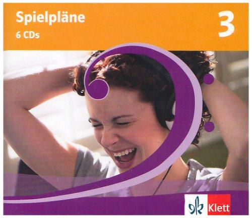 Spielpläne - Neubearbeitung. Für den Musikunterricht an Realschulen und Gymnasien / Schülerband 9./10. Schuljahr: 6 CDs
