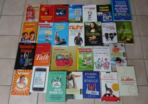 *+* Buchpaket mit 27 Bücher *+*