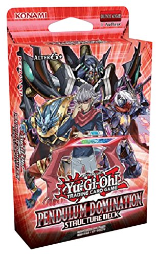 uGiOh! Pendulum Domination Structure Deck
