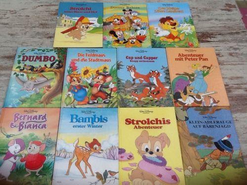 11 - Walt Disney - Kinderbücher