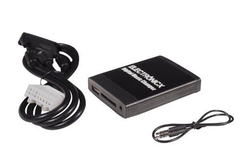 USB MP3 AUX SD CD Bluetooth Freisprechanlage/Freisprecheinrichtung Adapter Wechsler MAZ1 old
