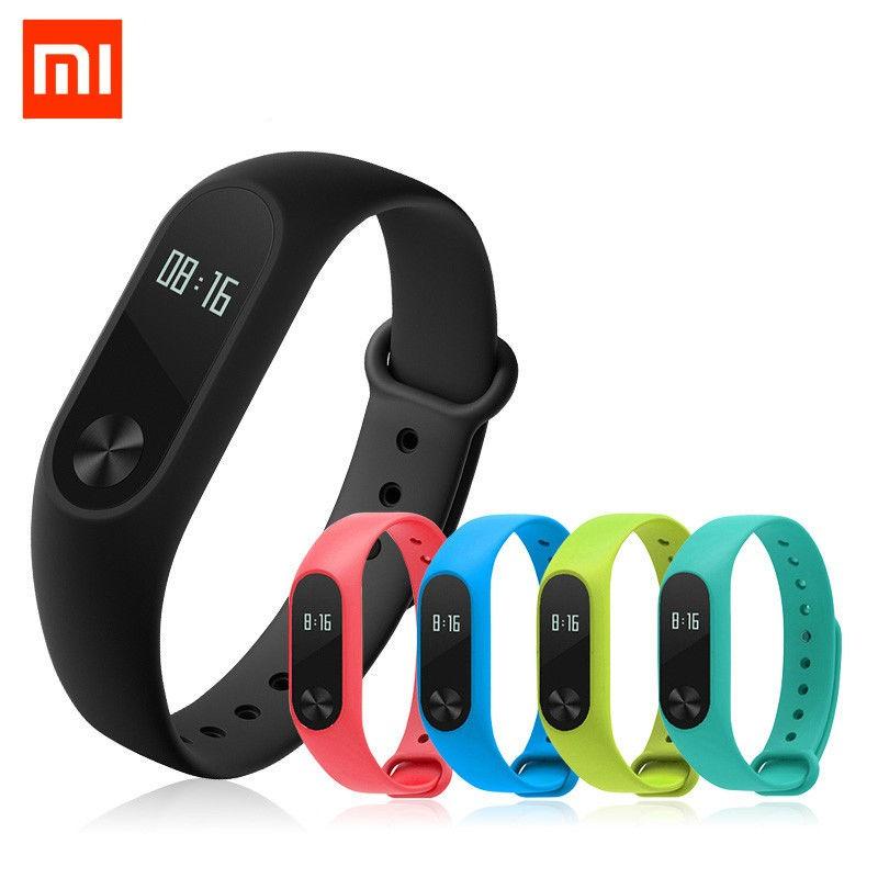 Xiaomi Mi Band 2 Sport Fitness tracker Sportuhr Smartband Fitnessuhr Pulsmesser