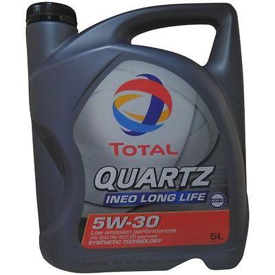 5 Liter Total Quartz Ineo LongLife 5W-30 1x5L 5W30 ACEA C3 VW BMW