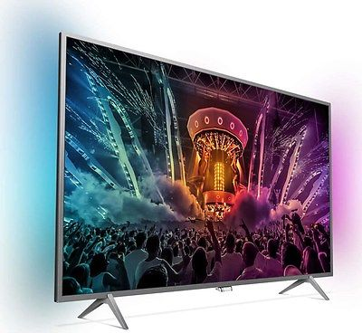 Philips 55PUS6201/12 Ambilight UHD Smart  EEK A+ 140 cm (55