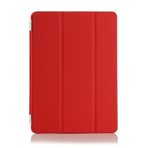 Coconut Fullbody Case SmartCover Hülle für Apple iPad Air 2 rot
