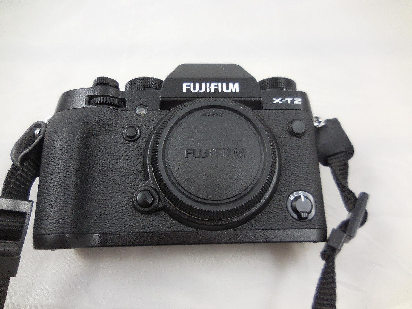 Fuji Fujifilm X-T2 Gehäuse OVP