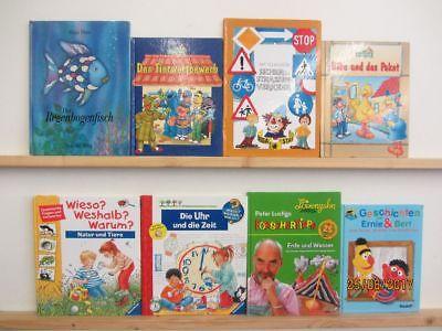 43 Bücher Kinderbücher Kleinkinderbücher Kindergartenbücher Bilderbücher