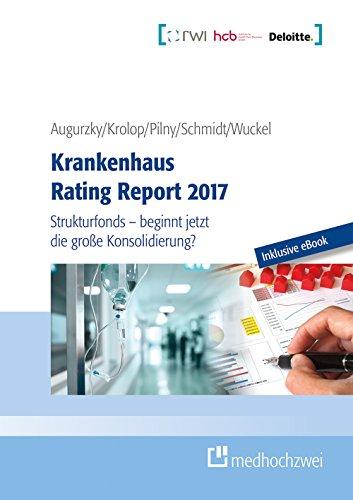 Krankenhaus Rating Report 2017