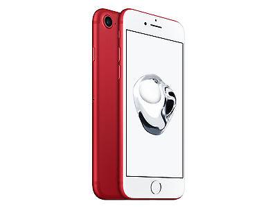 Apple iPhone 7 - 128GB - Rot / Red - (Ohne SIM-Lock) - NEU - Händler