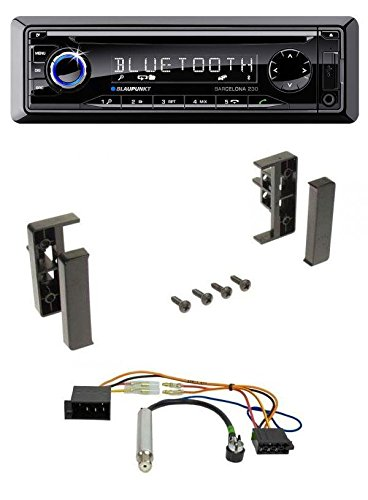 Blaupunkt Barcelona 230 CD SD USB Bluetooth MP3 Autoradio für Audi A2 A3 8L 99-00 A4 B5 99-01 A6 C5 97-01