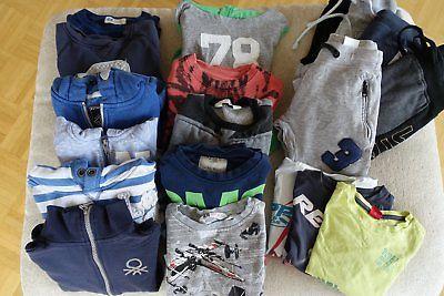 Kleidungspaket Junge Gr 98/104 Next, Benetton, Zara, H&M, Disney, S'Oliver