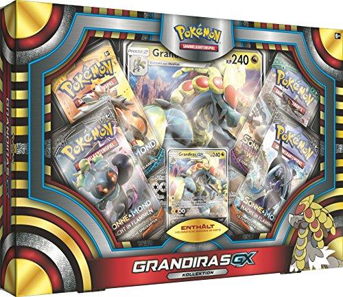 Pokemon Pokémon Company International 25962 - PKM Grandiras-GX Box De