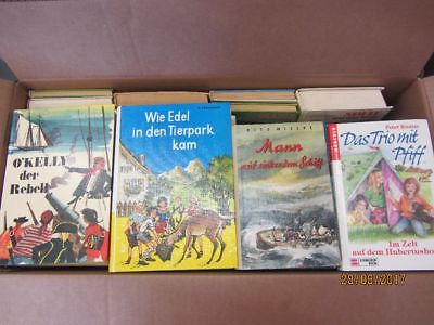 44 Bücher ältere Kinderbücher ältere Jugendbücher ältere Jugendromane