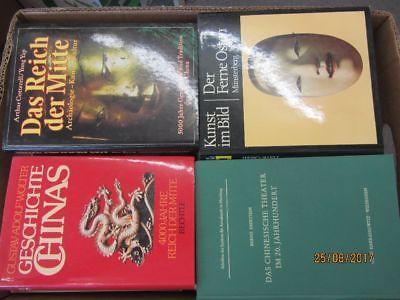 44 Bücher Bildbände Asien asiatische Geschichte Kultur Kunstgeschichte