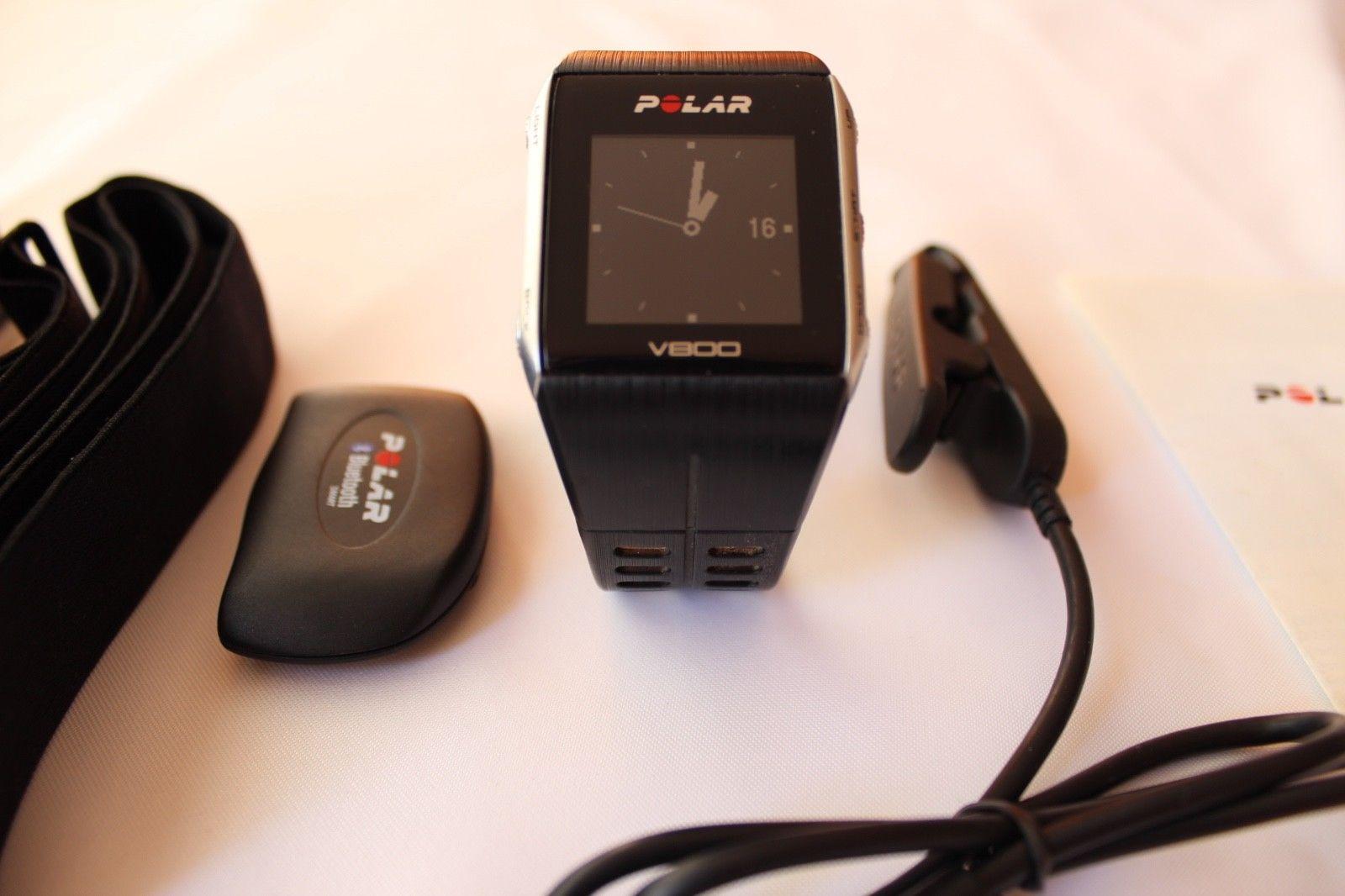 Polar V800 GPS-Laufuhr für Läufer und professionelle Athleten wie Neu NP 449€