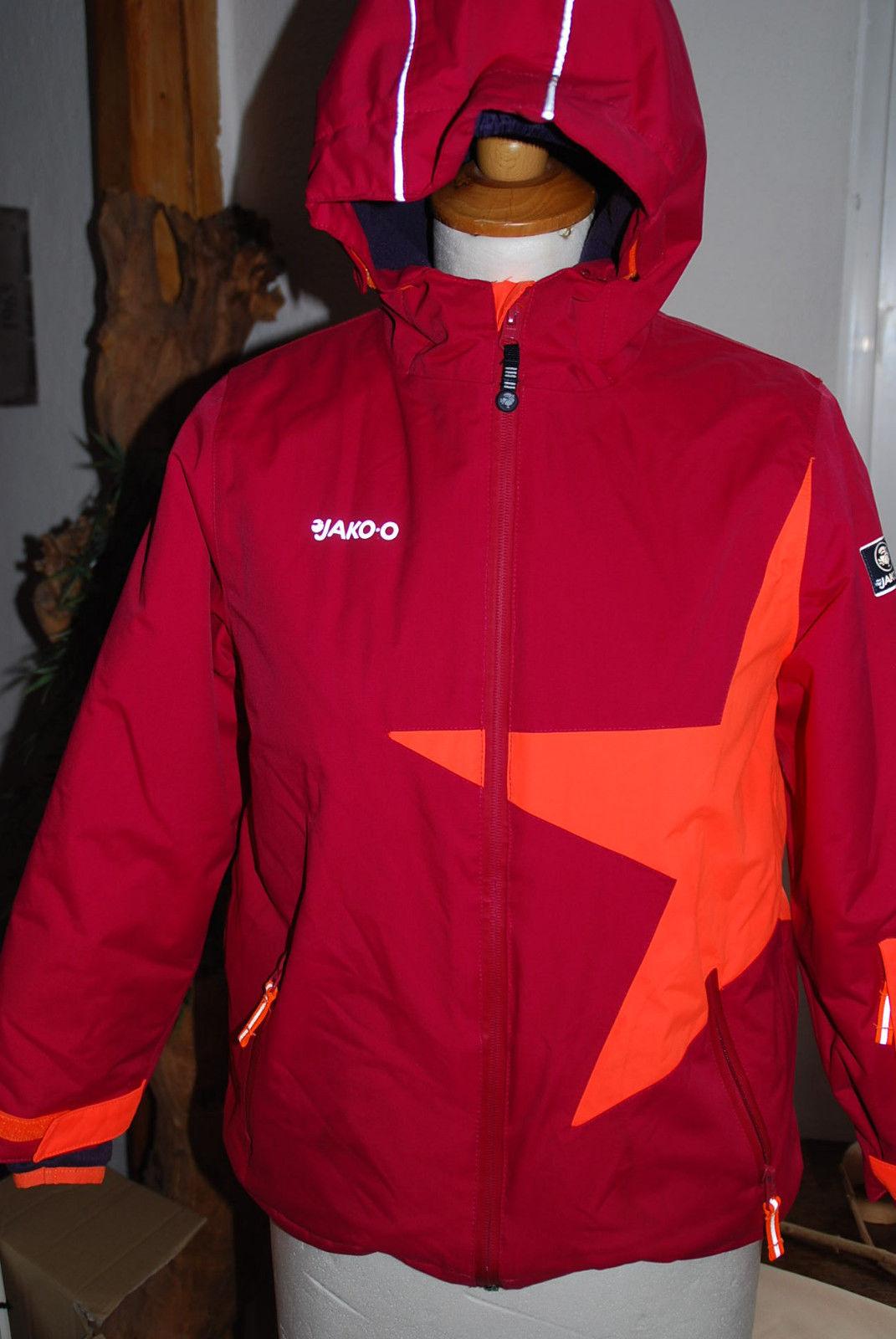 Jako o  Ski / Winterjacke Stern ***Gr.140/146 ***TOP