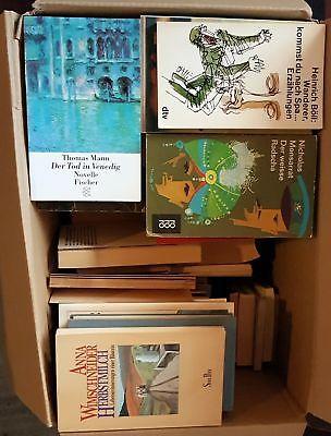 Weltliteratur Literatur - 88 Bücher - Buchpaket Bücherpaket Buchsammlung