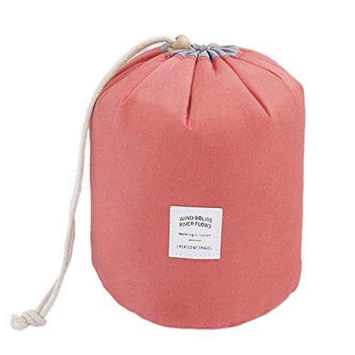 Reise-Fass-Kosmetiktasche Multifunktion-kosmetisch-Tasche-Toilettenartikel-Aktentasche