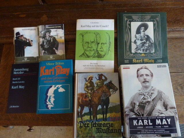 8 Bde, Karl May, Sekundärliteratur