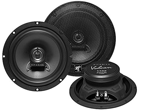 Hifonics Auto Lautsprecher 2 Wege Koax 360 Watt Honda Jazz GD 02-08 Einbauort vorne : Türen / hinten : --