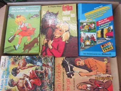 69 Bücher ältere Kinderbücher ältere Jugendbücher ältere Jugendromane Paket 1