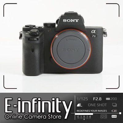 BRANDNEU Sony Alpha a7II Mirrorless Digital Camera (Body Only)