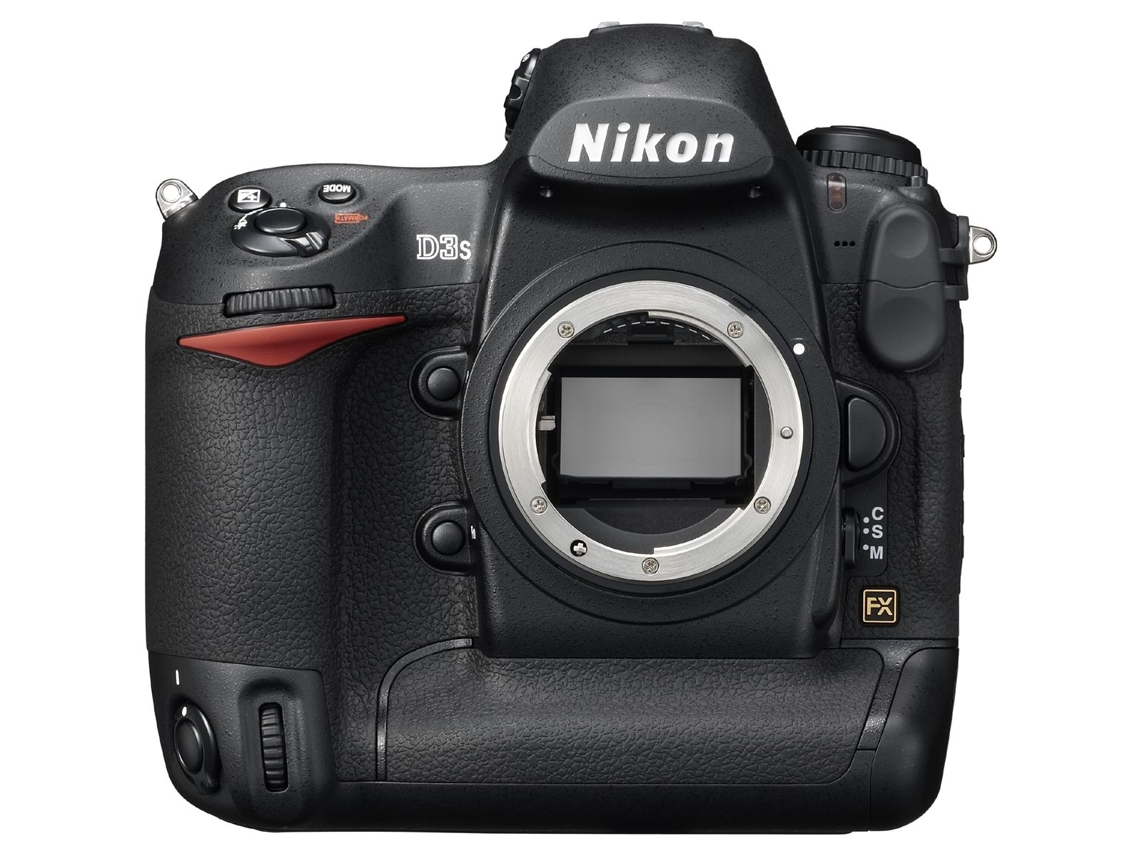 Siegelreflexkamera Nikon D3s 12.1MP Digitalkamera - Schwarz BODY, GEBRAUCHTWARE!