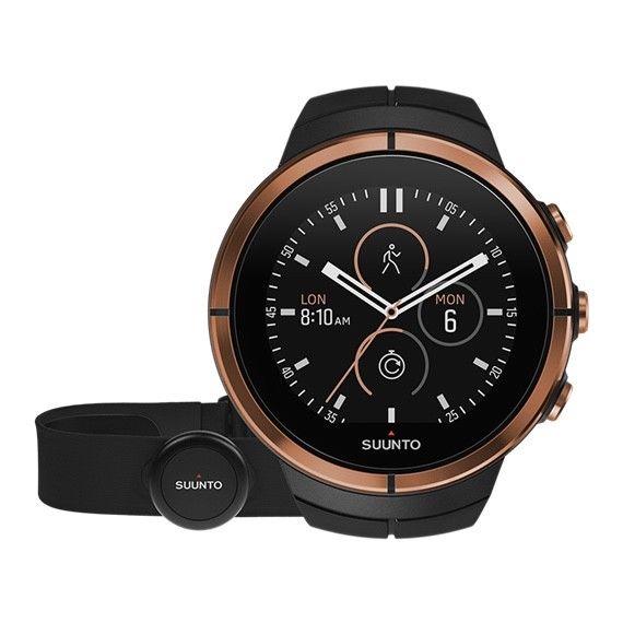 Uhren Suunto GPS Spartan Ultra Copper Special Edition inkl. HR Gurt - wie NEU