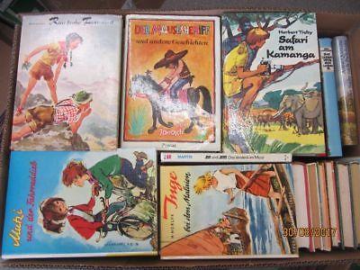 58 Bücher ältere Kinderbücher ältere Jugendbücher ältere Jugendromane