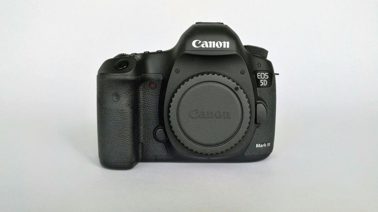 Canon EOS 5D Mark III body wie neu, selten benutzt, ca. 3 Tsd Auslösungen