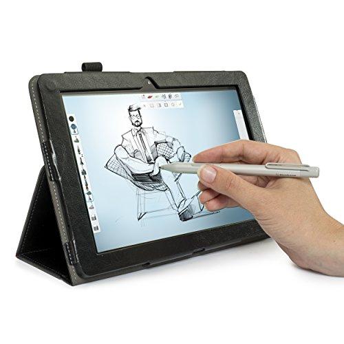 [3 Bonus Artikel] Simbans PicassoTab 32GB Tablet 10 Zoll Android Tablet PC Grafik Zeichnung mit Stylus Pen Digitale Stift - Android 6 Marshmallow 10.1 Zoll IPS, Quad Core, HDMI, 2M+5M Kamera, GPS, Wifi, Bluetooth, USB, 10
