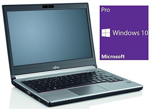 Professional Notebooks / Business Laptops   Fujitsu Lifebook E736   13.3 Zoll Full HD Display   Intel Core i5-6300U @ 2,4 GHz   8GB DDR4 RAM   256GB SSD   ohne DVD-Laufwerk   Windows 10 Pro vorinstalliert   Sofort einsatzbereit   Inkl. Garantie (Zertifizi