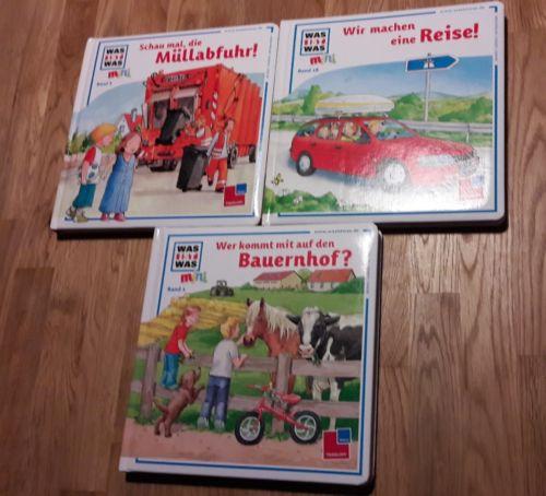 Kinderbücher Paket 7 Stück!!! u.a. 3x