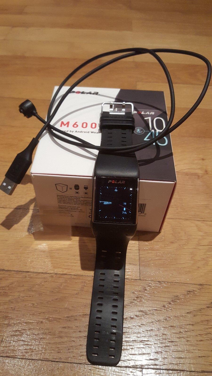 M 600 Smartwatch von Polar