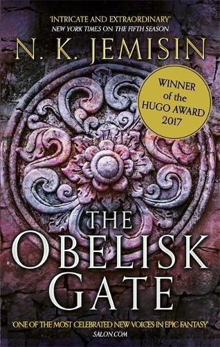 The Obelisk Gate: The Broken Earth, Book 2, WINNER OF THE HUGO AWARD 2017 (Broken Earth Trilogy, Band 2)