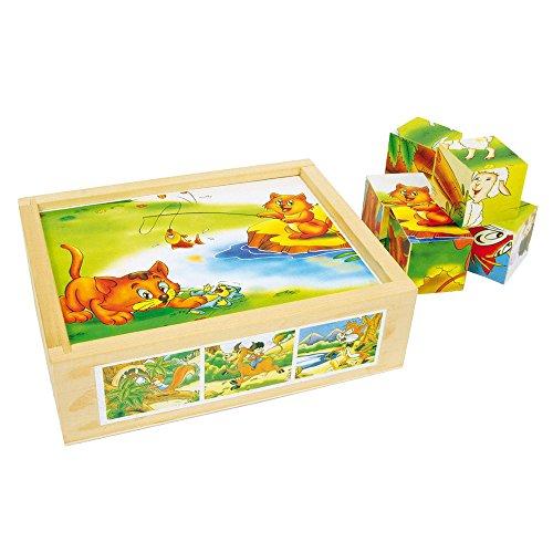 Legler 6621 - Puzzle Tierspaß