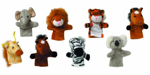 Toys Pure 15125 Fingerpuppen-Set