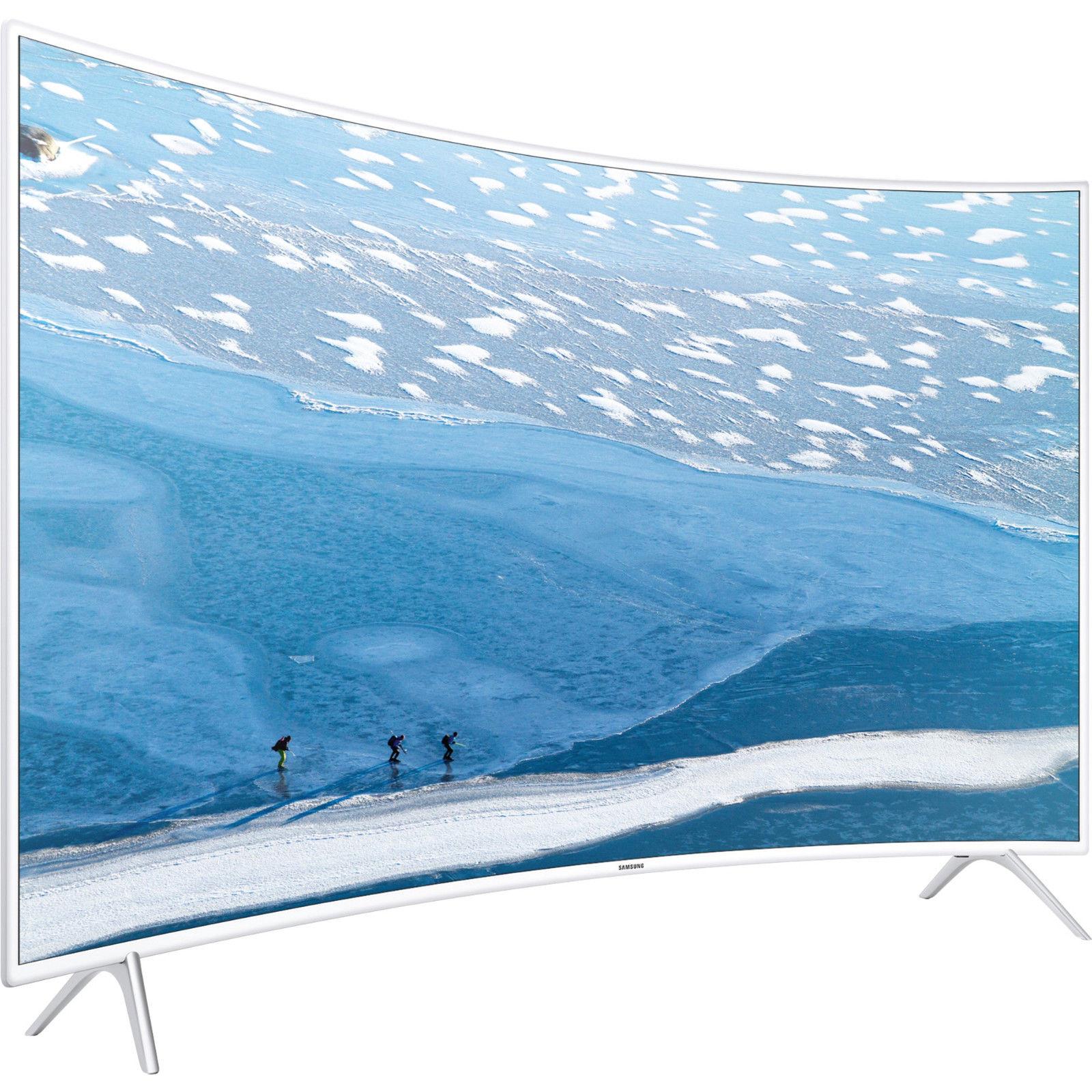 Samsung UE-49KU6510 49 Zoll Curved UHD LED Smart TV Triple Tuner PQI 1600