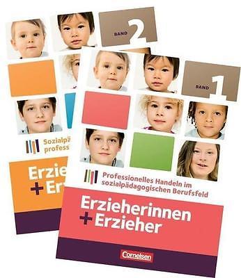 Erzieherinnen + Erzieher / Zu allen Bänden - Fachbücher im Paket