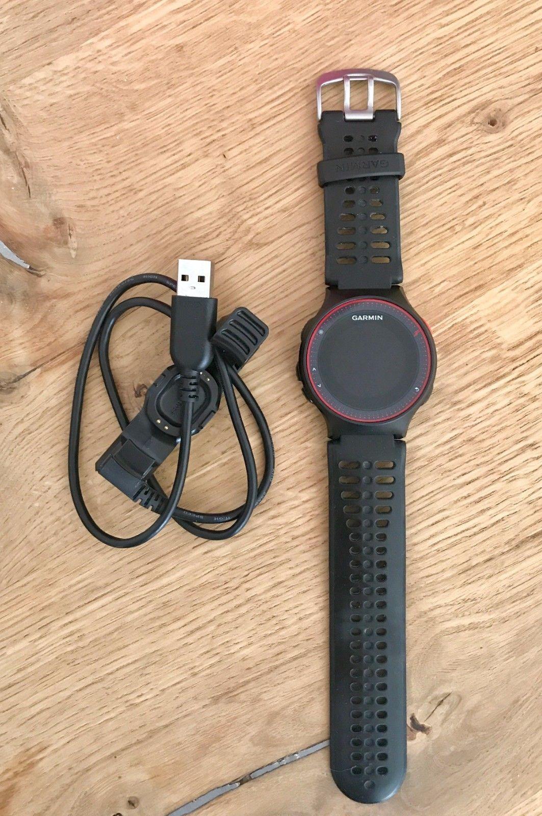 GARMIN Forerunner 225 GPS Sportuhr Pulsmessung am Handgelenk