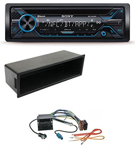 Sony MEX-N4200BT CD Bluetooth USB AUX MP3 Autoradio für VW Polo Lupo Fox Passat T5