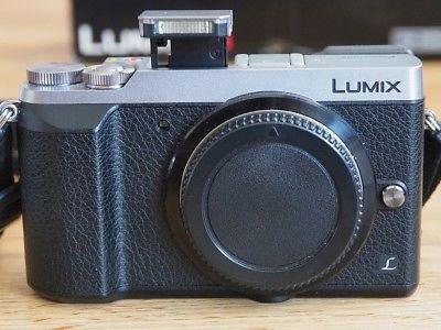 Panasonic LUMIX DMC-GX80 16.0MP Body, GX85