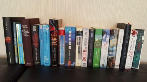 20x spannende Bücher, Thriller & Romane
